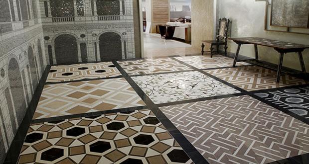 Mozaik podnih pločica