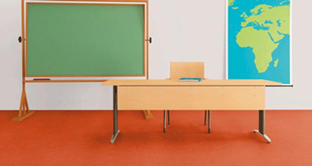 Akustični inoleum podovi u učionicama