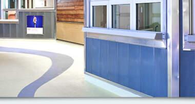 Izgled poda od reciklirane gume
