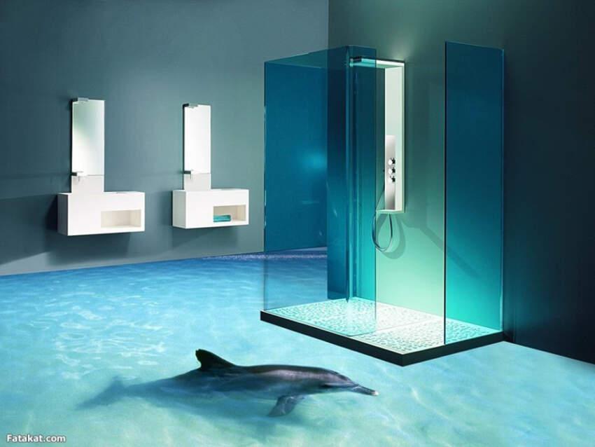 Kupanje sa delfinima u vašem domu