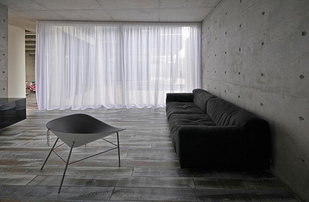Moderan stil minimalističkog enterijera
