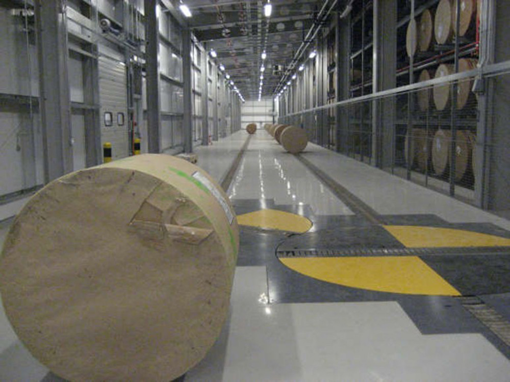 Premazi za industrijske podove