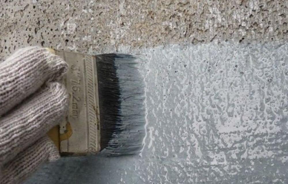 Nanošenje cementnih kaša