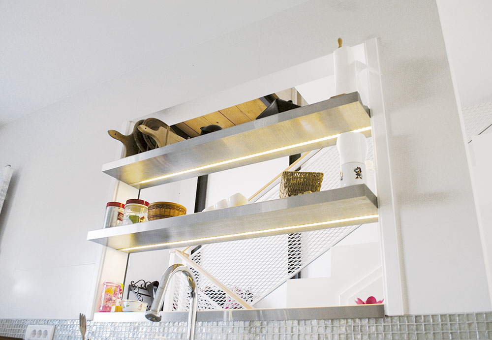 Kuhinju treba vizuelno povezati sa dnevnom sobom