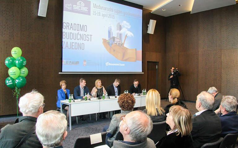 Sajam građevinarstva ima liderski status u regionu