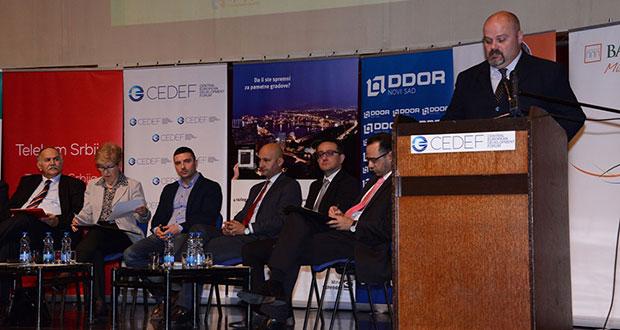 Lideri održivog razvoja - Održana treća konvencija 21 april 2015, Zrenjanin