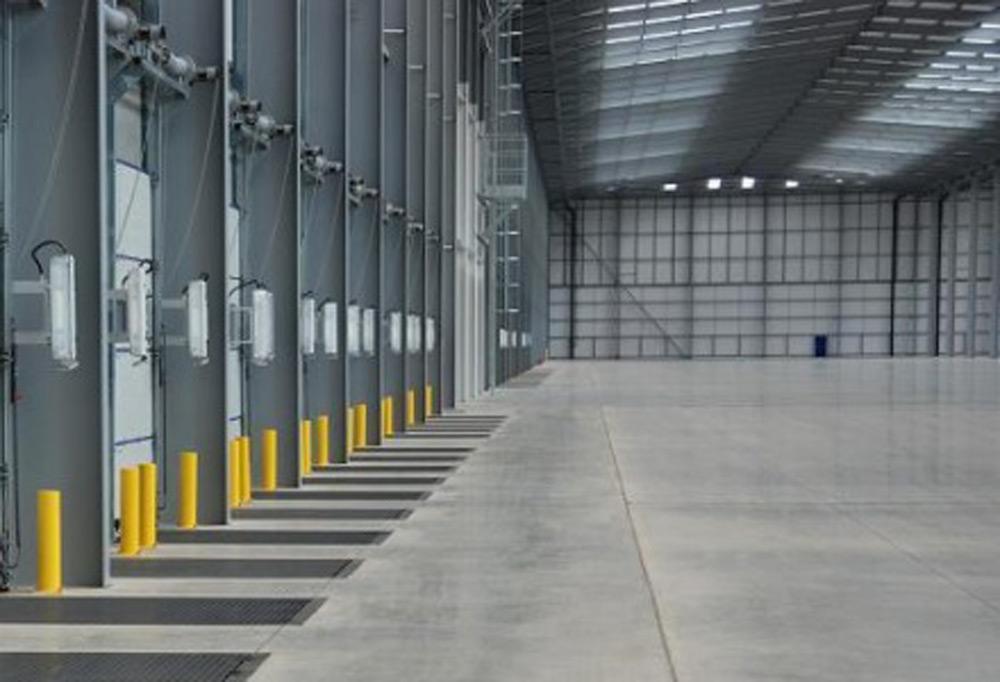 Izgled industrijskih podova