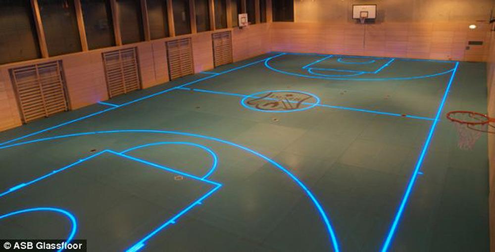 Košarkaški teren