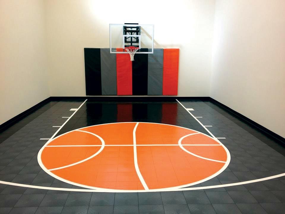 Bonus Co d.o.o. - ugradnja podova za sportke objekte - košarkaški teren