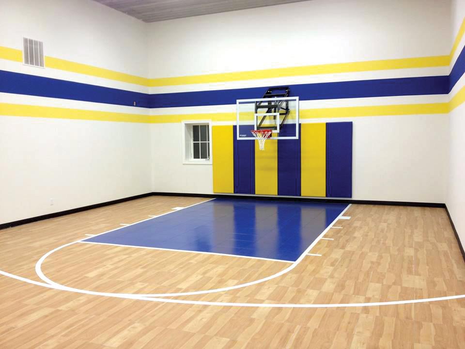 Sportski modularni podovi