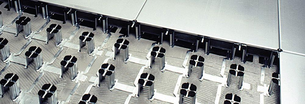 Intercell je prostorni modularni podni sistem koji štedi