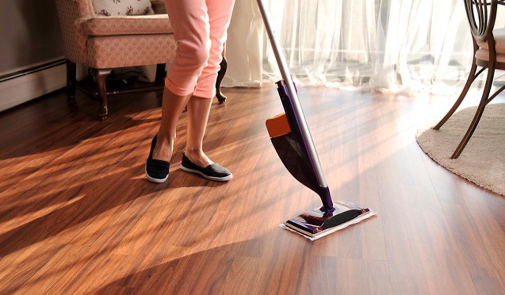 Čišćenje vinil poda