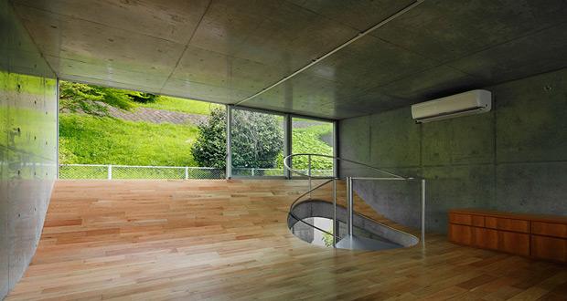 Kuća arhitekte Takešija Hosake u Japanu