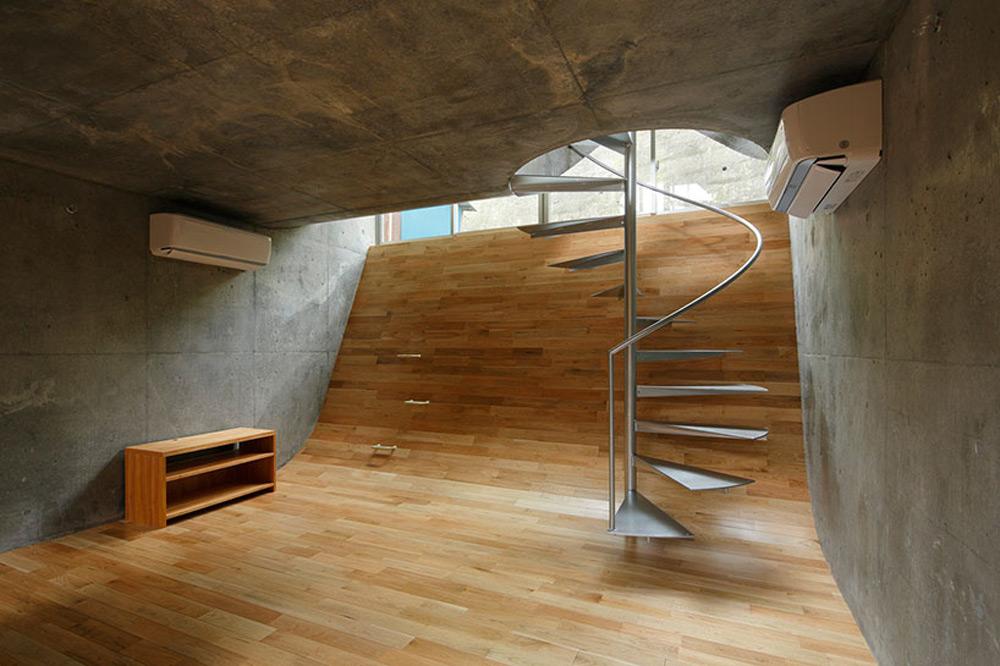 Unutrašnjost japanske kuće