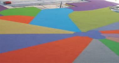 Šareni podovi za igru