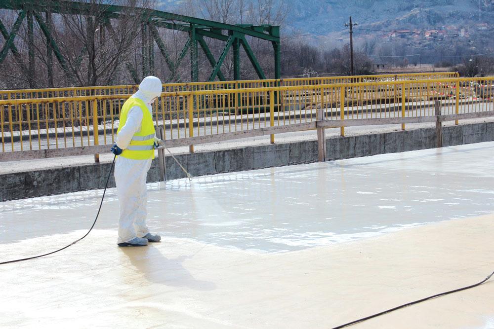 Primena na mostovskim konstrukcijama u odnosu na alternativne proizvode