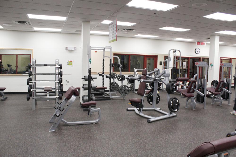 Podovi u prostorima za vežbanje