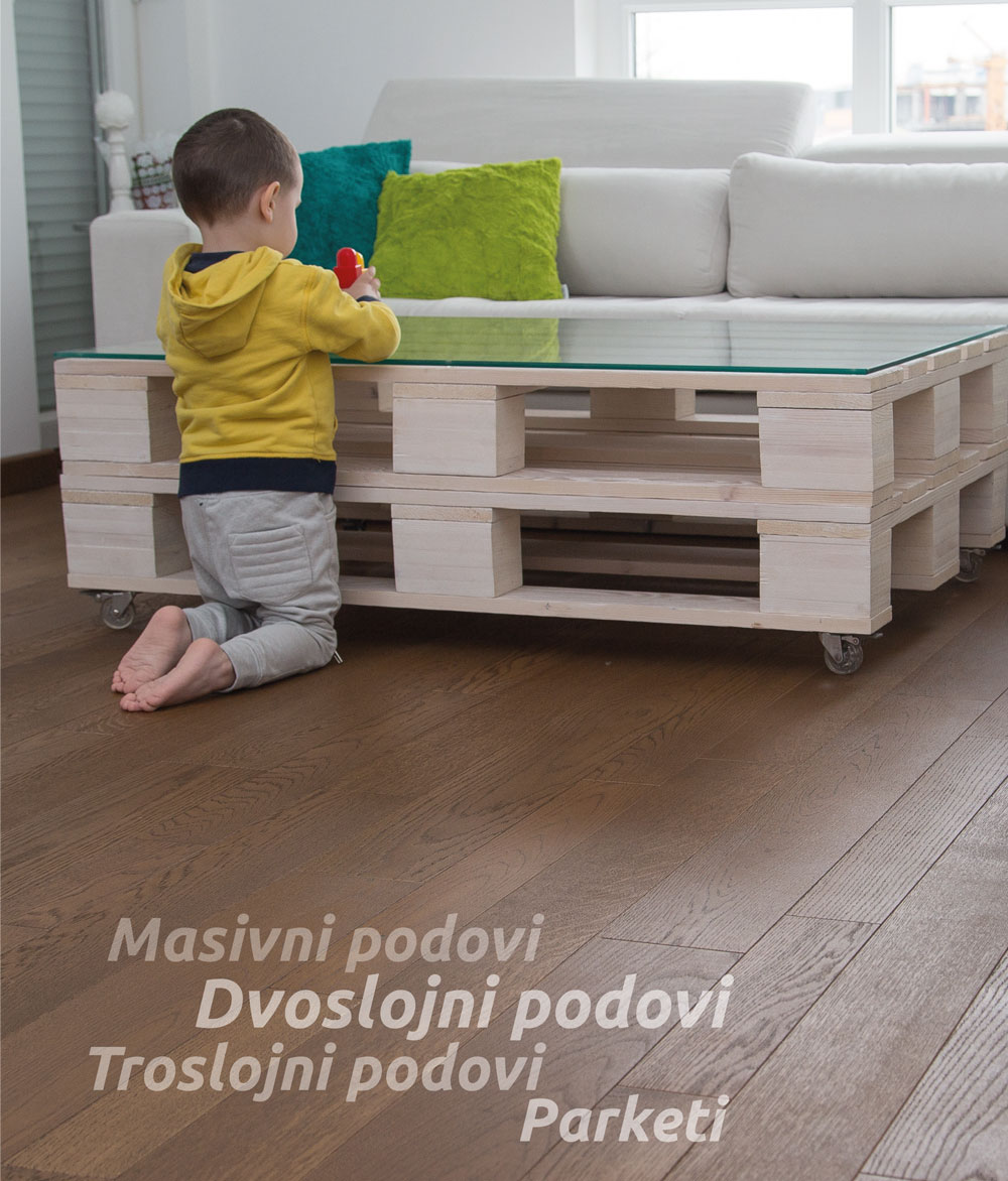 Drvoprodex d.o.o. se kvalitetom svojih proizvoda pozicionirao na tržištu