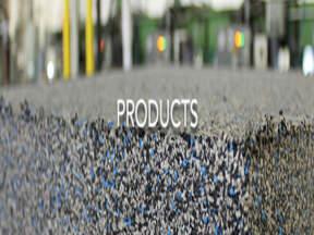 Proizvodi od eciklirane gume