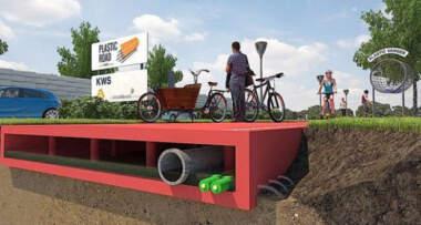 Početak kraja asfalta? Roterdam pravi puteve od reciklirane plastike