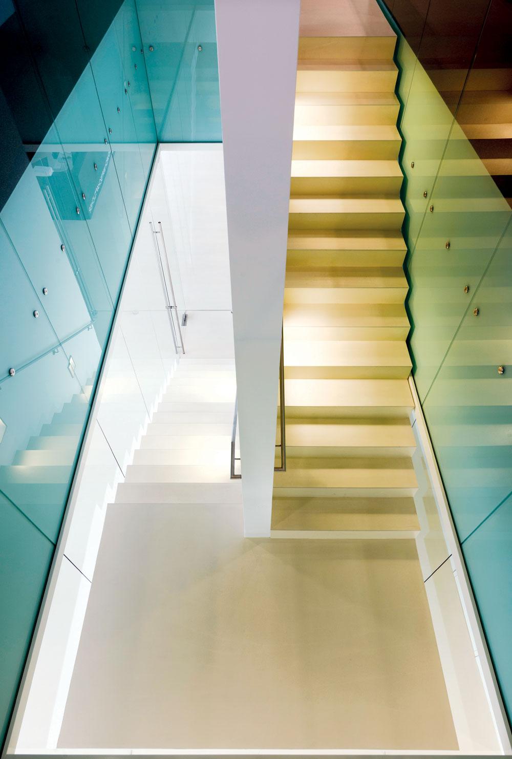 Stepenice od betona su izuzetno čvrste i trajne
