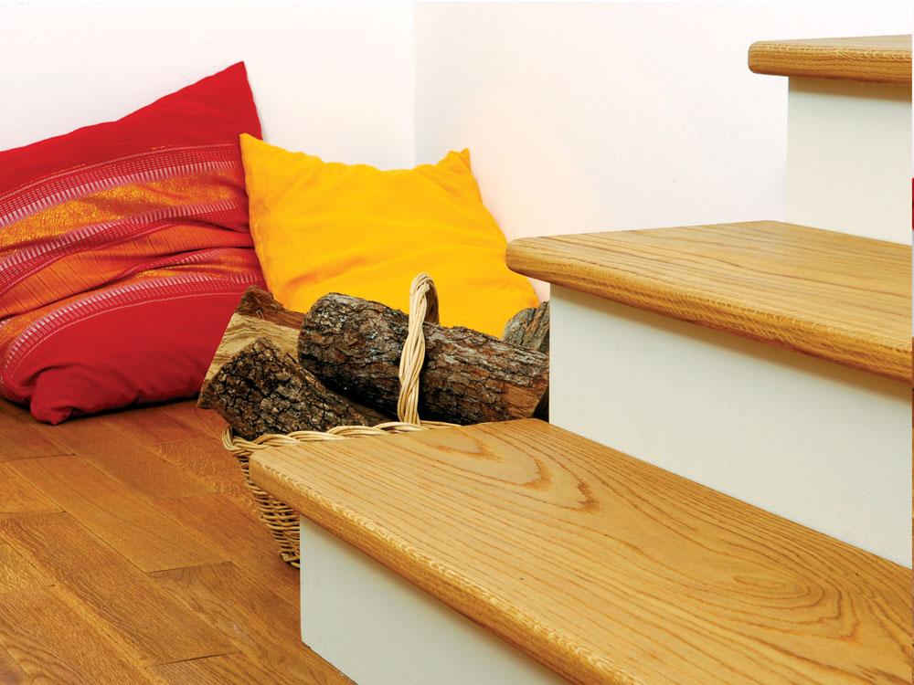 Klizanje stepeništa može se sprečiti upotrebom specijalnih neklizajućih materijala