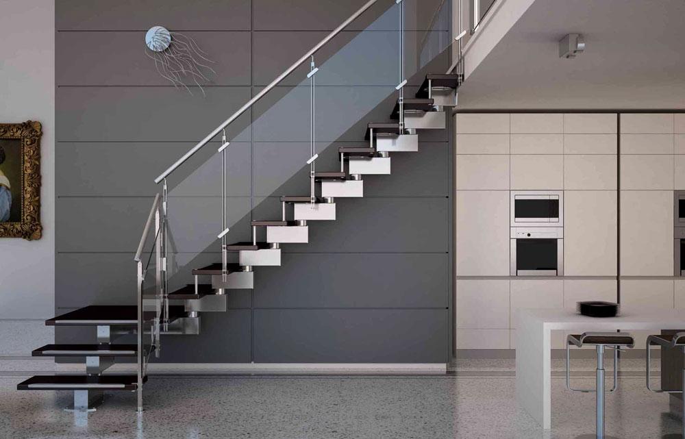 moderne stepenice su najčešće rezervisane za one sa dubljim džepom