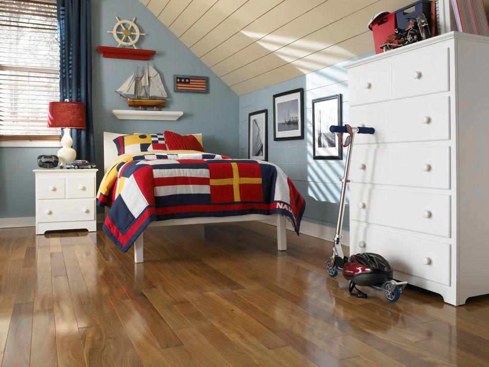 Drveni podovi su udobni, dugotrajni i iznenađujuće povoljni