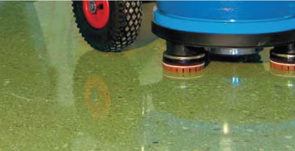 Mašina za poliranje poda