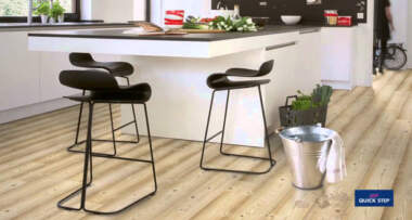 Nova kolekcija vodootpornog laminatnog poda