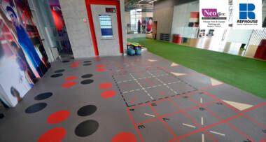 Podovi od reciklirane gume kao način življenja