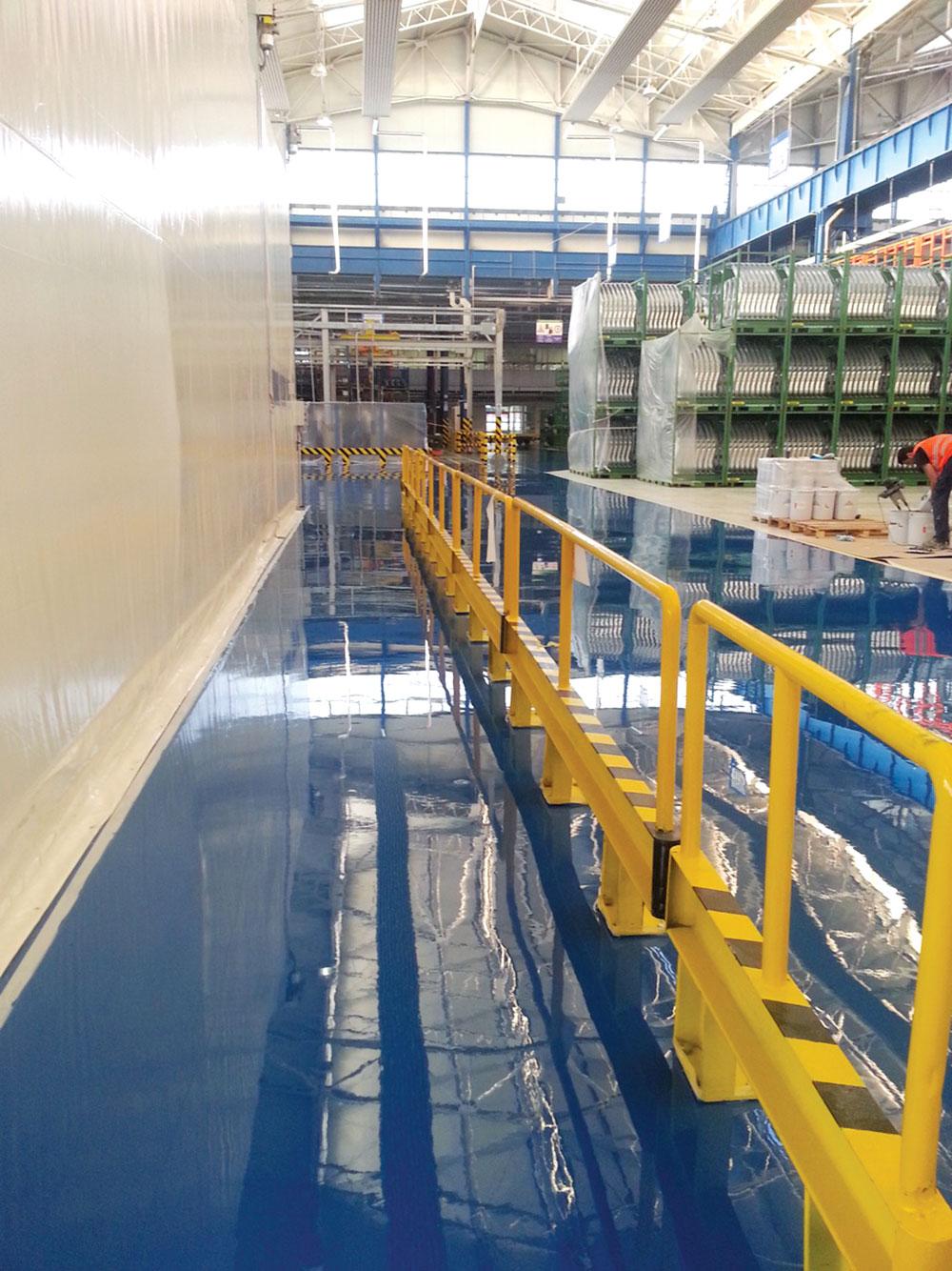 Težimo ka tome da ponudimo najsavremenije sisteme i opcije na tržištu industrije podova