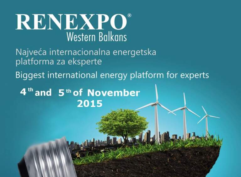 RENEXPO®BiH vodeća energetska platforma za eksperte u regionu