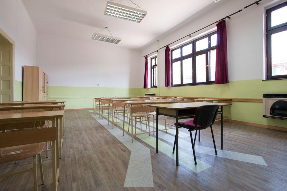 Tarkett vinil i linoleum za obrazovne ustanove savršeno odgovaraju na sve potrebe školskih prostora