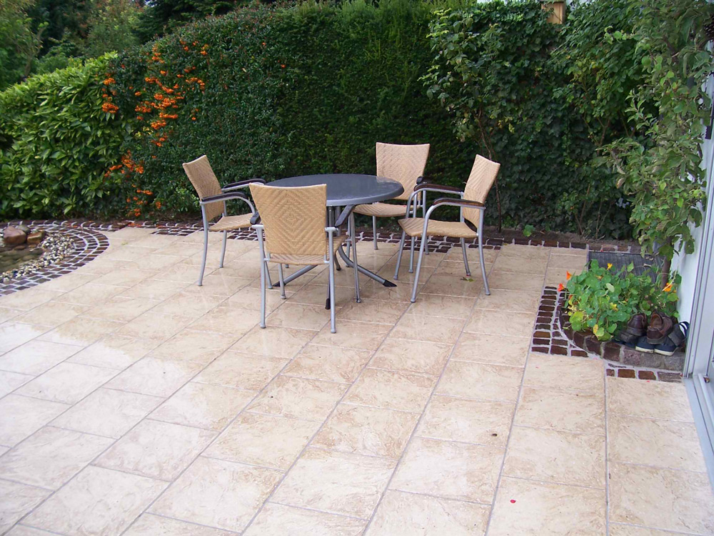 Izgled bašte, dvorišta ili enterijera kuće