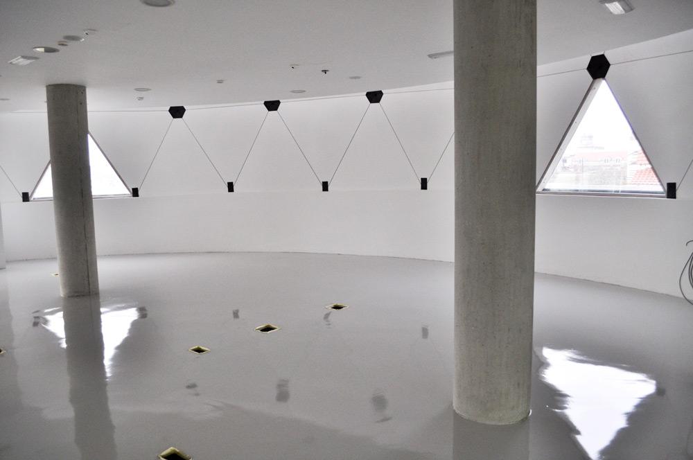 Samonivelirajući epoksidni podovi