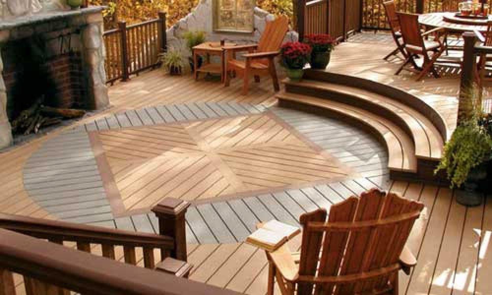Drvena podna obloga za terase