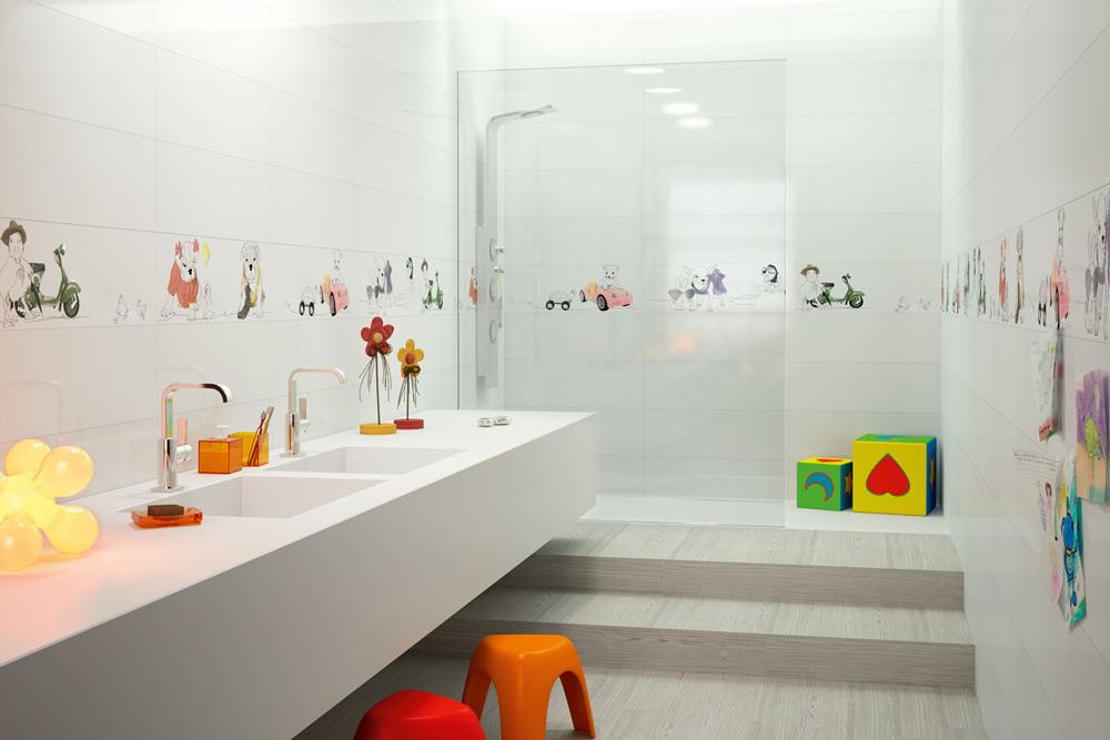 Dizajn poda u kupatilu