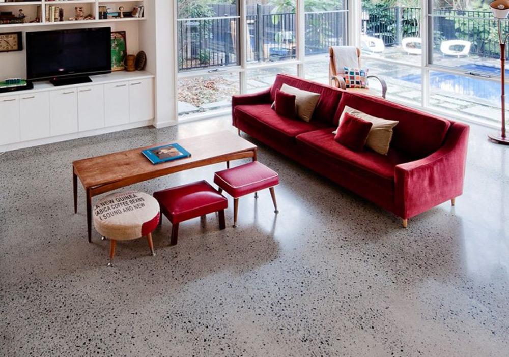 Izgled poliranog poda