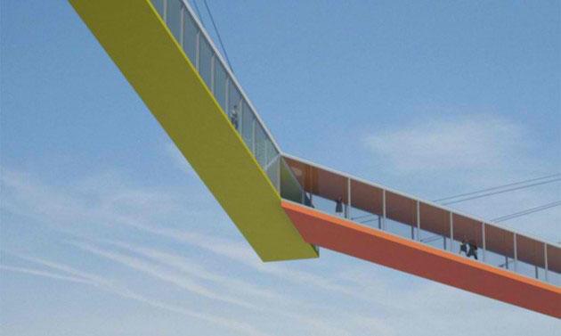 Projekat je na konkursu za revitalizaciju horizonta Kopenhagena pobedio još 2008. godine