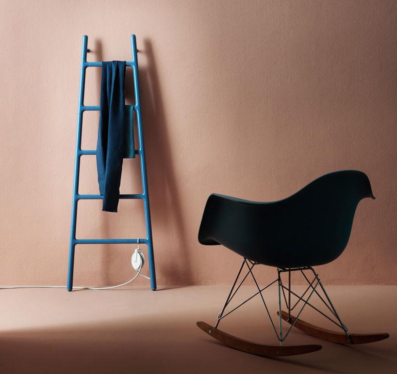 Scaletta koncept je napravljen od aluminijuma