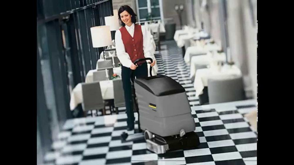 Mašine za pranje tvrdih podova