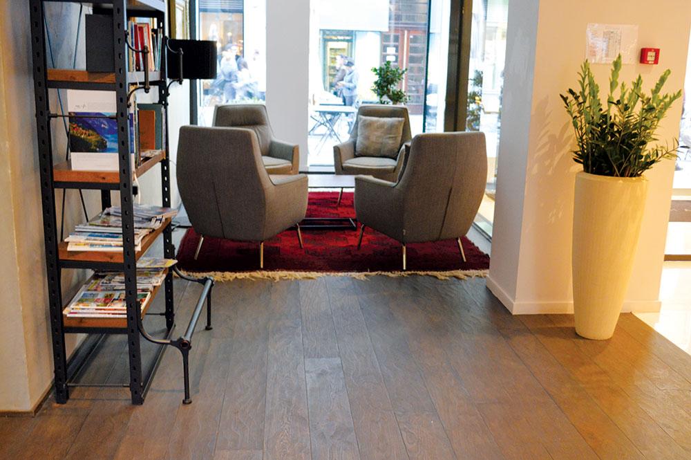 Masivni drveni parket - Foto: Magic Floor