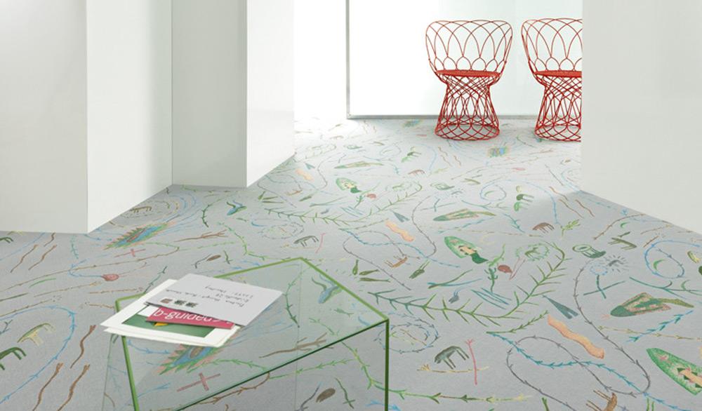Novi dizajn tepiha