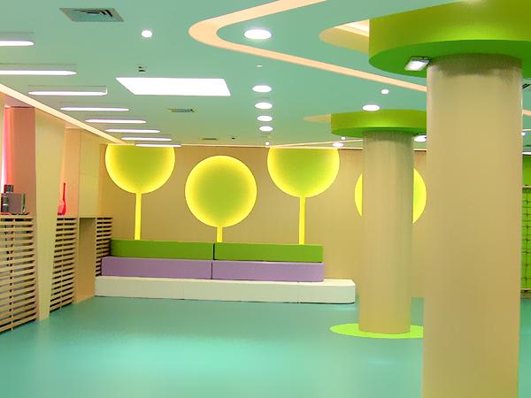 U njemu su smešteni sala za fizičko, slana i senzorna soba