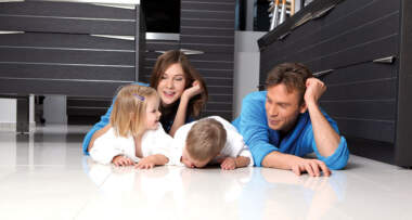 Podno grejanje i različite podne obloge – Energetska efikasnost vašeg doma