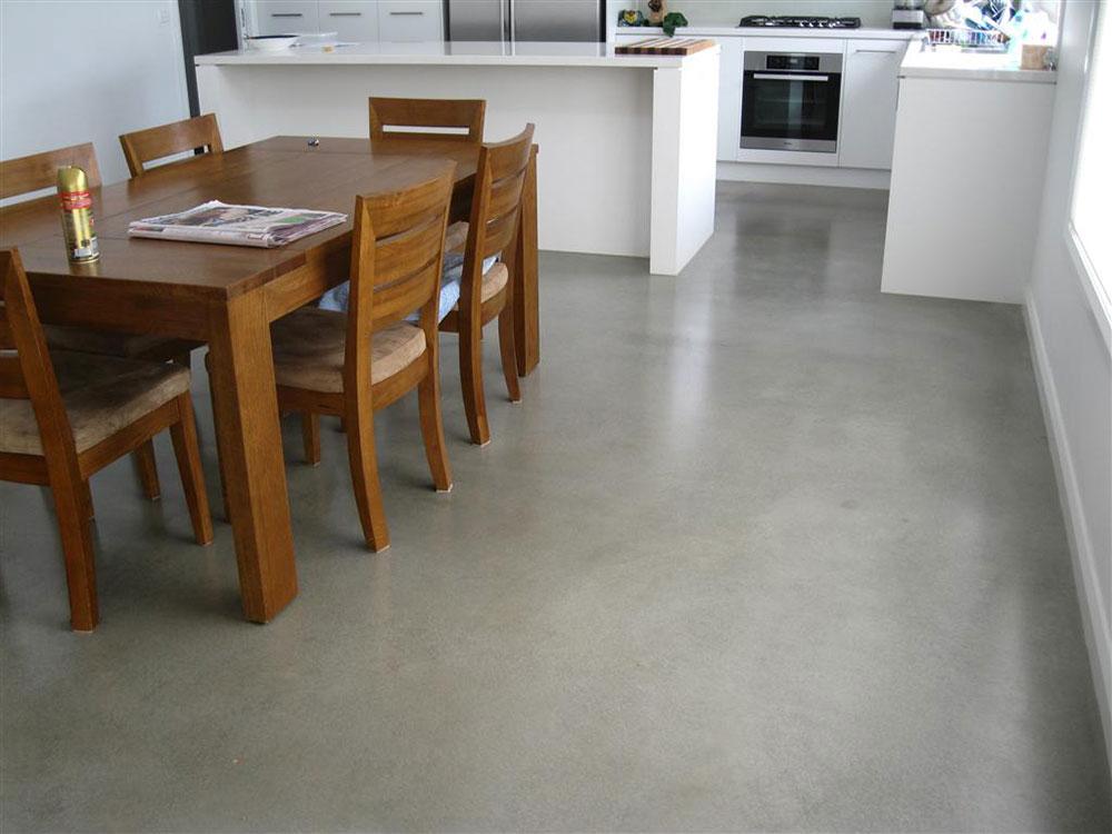 Podovi od betona su često veoma ekonomični i istovremeno veoma trajni