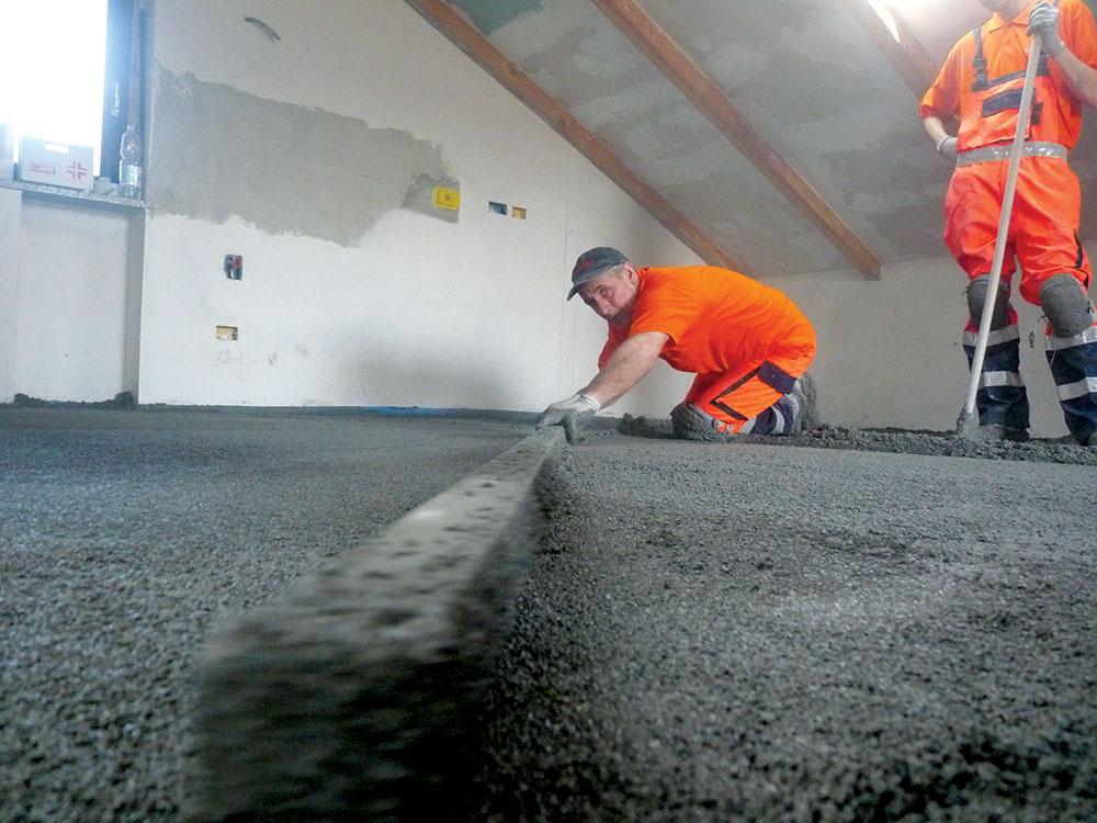 Mašinska izrada cementne košuljice se može obavljati na različite načine