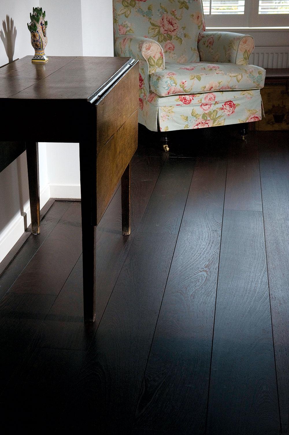 Drveni podovi nikad nisu izašli iz mode