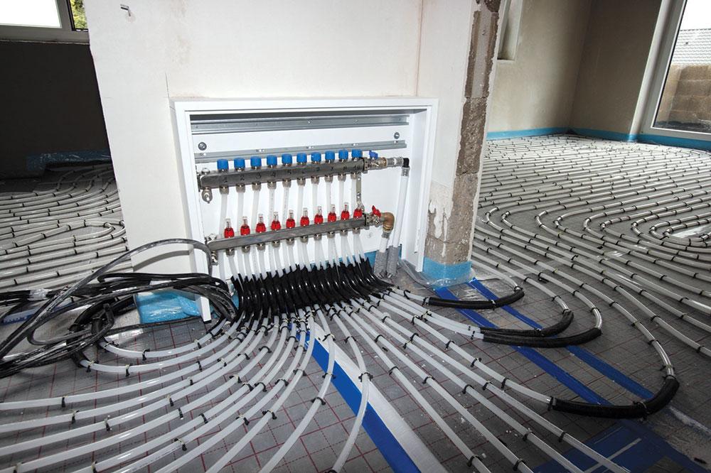Za oblaganje podova u enterijeru se koriste najrazličitiji materijali